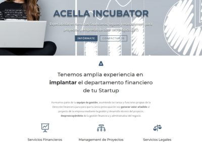 Acella Incubator